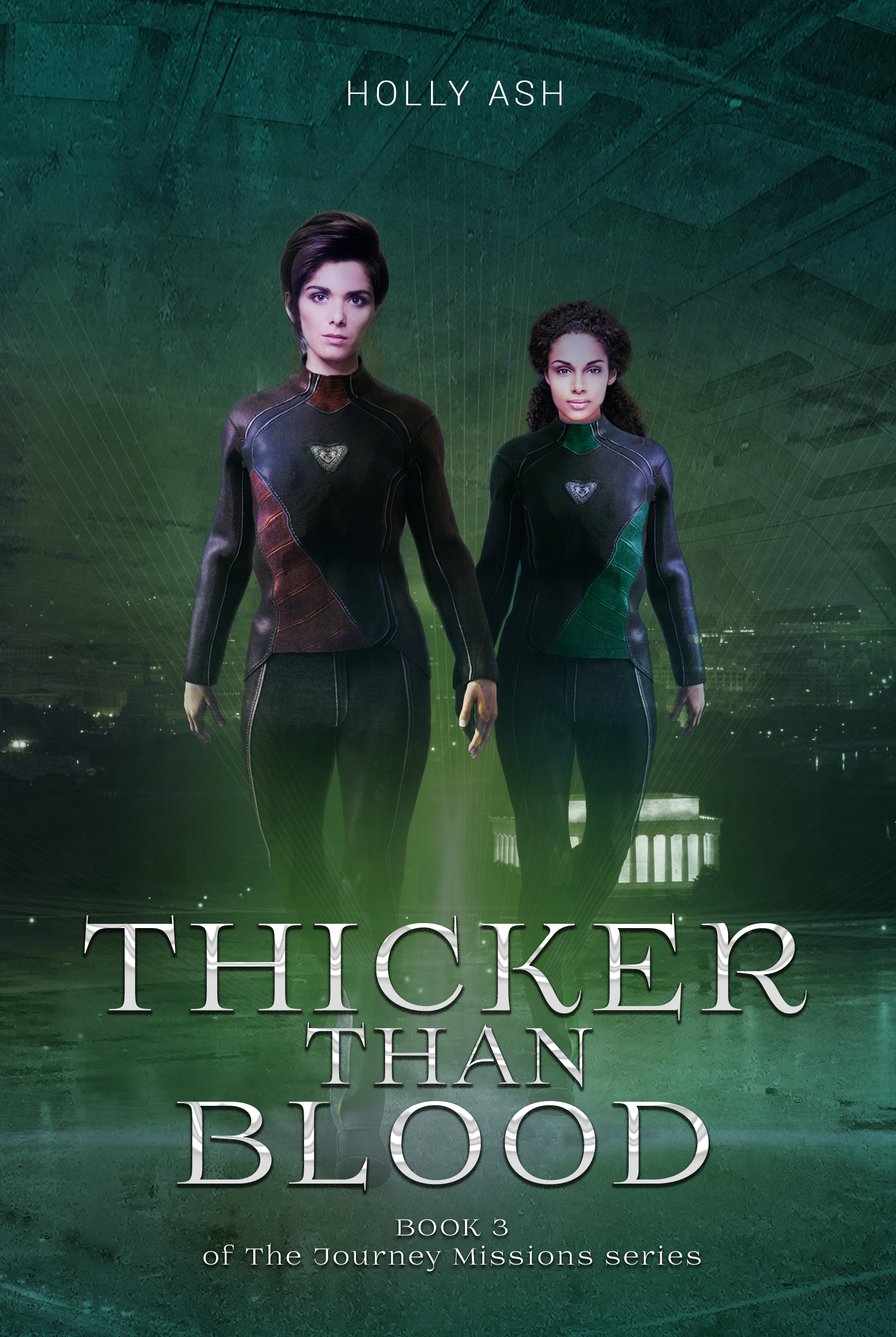 3 - Thicker Than Blood - final eBook cover